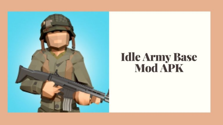 Idle Army Base Mod APK Download for Free [100% Working]