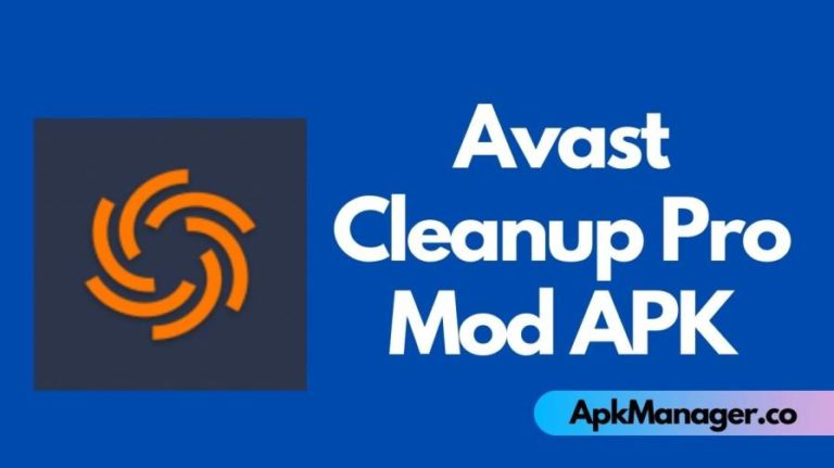 Download Avast Cleanup Pro Mod Free Apk [100% Premium Unlocked, MOD]