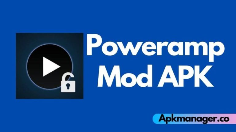 Poweramp Mod APK Download for Free [100% Working, Unlocked]