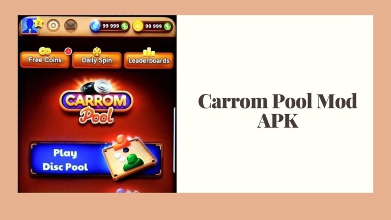 Carrom Pool Mod APK Download for Free v5.0.3 [100% Working]