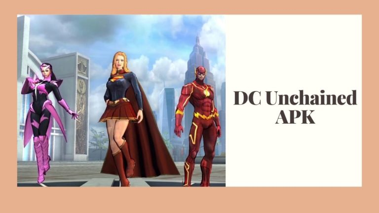 DC Unchained APK Download for Free [100% Working]