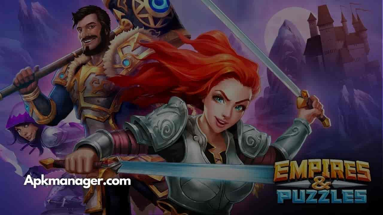 Download Empires & Puzzles Mod Apk v36.0.2 with Premium Features in 2021