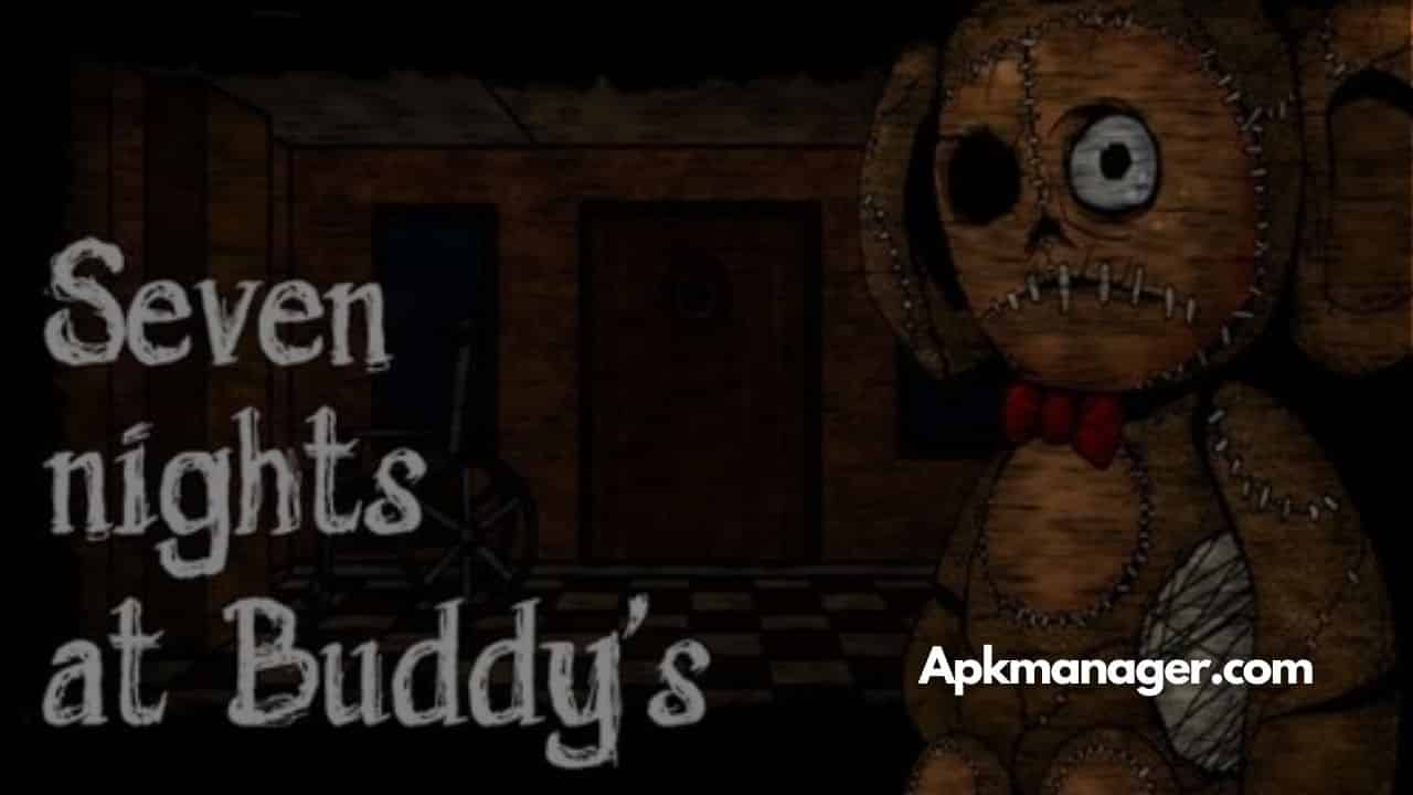 Download Seven Nights at Buddy's For Android v7.2.20 [100% Working]