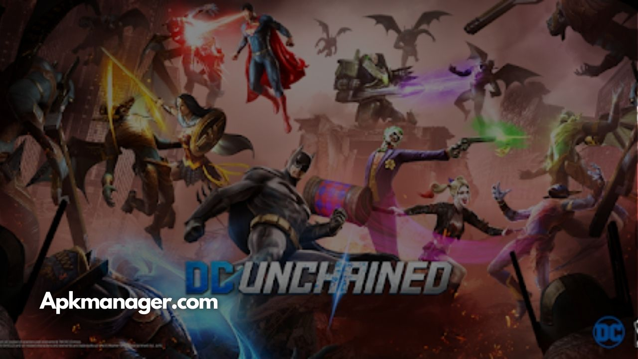DC Unchained APK v1.2.9 Download [100% Working]