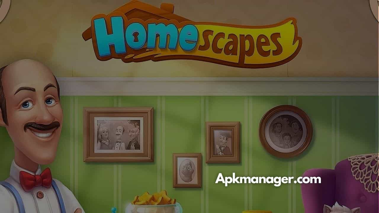 Download Homescapes Apk Latest v4.5.4 Android Free [2021 Updated]