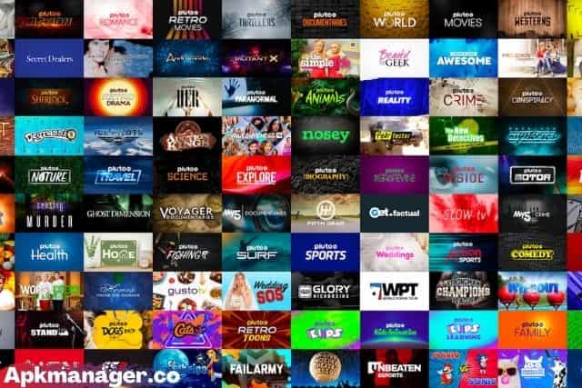 Images Of Pluto tv